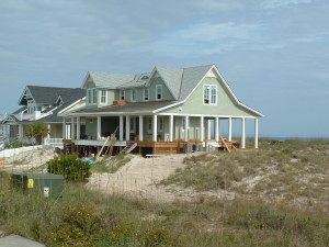 Luxury Homes on Bald Head Island, NC