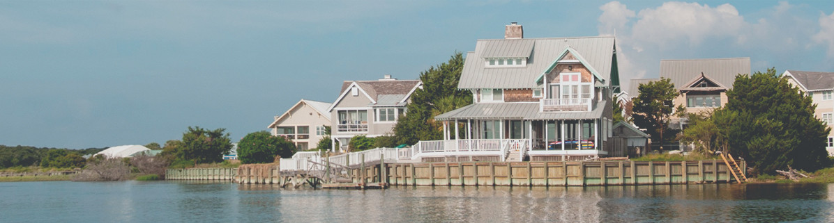 Homes for sale in coastal southeastern NC